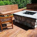 How to Build a Sweet outdoor Fire Pit