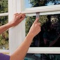How to Remove Paint From Vinyl Windows
