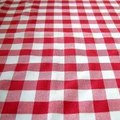 How to Take Wrinkles Out of a Plastic Tablecloth