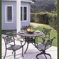 How to Remove Rust on Patio Furniture