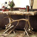 How to Make a Handmade Rustic Coffee Table