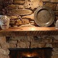 How to Make Your Own Fireplace Mantel
