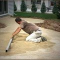 How to Build a Patio on Uneven Ground