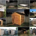 How to Build Outdoor Sheds Yourself