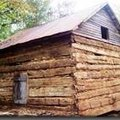 How to Build a Primitive Log Cabin