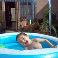 How to Keep a Kiddie Pool Clean Without Using Chlorine