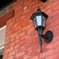 How to Remove a Porch Light Cover to Change the Light Bulb
