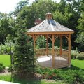 How Can I Anchor a Gazebo to the Ground?
