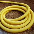 How to Install a Black Corrugated Drainage Pipe