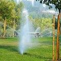 How to Make a Spinning Copper Garden Sprinkler