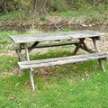 How to Maintain a Wooden Picnic Table