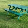 Standard Size for Picnic Tables