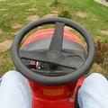 Homemade Box Scraper for Lawn Tractor