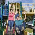 How to Build a Metal Slide for a Playground