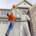 How to Install a Roof Mount Basketball Hoop