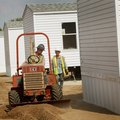 How to Install Metal Skirting on a Mobile Home