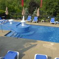 How to Repair Fiberglass Swimming Pool Steps