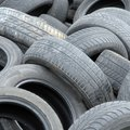 How to Recycle Tires to Make Liquid Rubber