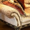 How to Remove Grease Stains From Sofa Fabric