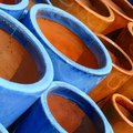 Types of Paint for Terra Cotta