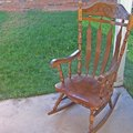 How to Identify Old Windsor Rocking Chairs