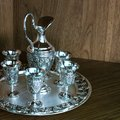 How to Clean a Silver Plate With Baking Soda