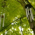 How to Restring and Tune Broken Tubes on Wind Chimes