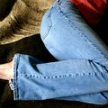 How to Shrink Cotton Jeans