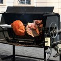 How to Build a Homemade Portable Hog Roaster