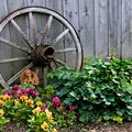 Ideas for Ways to Use Old Wagon Wheels