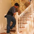 How to Remove Marks on White Stair Risers