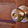 How to Attach Old Doorknobs for a Coat Rack