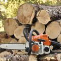 How to Adjust the Oiler on a STIHL MS 290