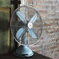 How to Cool With Ice & Fans