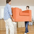 How to Move Heavy Furniture Upstairs