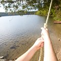 The Best Way to Hang a Swing From a Tree Limb