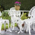 How to Paint Wrought-Iron Furniture