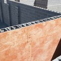 How to Attach a Wooden Roof to a Cinder Block Building