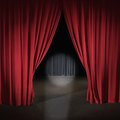 DIY for Open & Close Stage Curtains