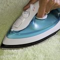 How to Use a Clothes Iron to Seam Carpet