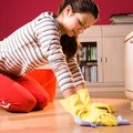 Can You Use Liquid Fabric Softener to Make Floors Shine?