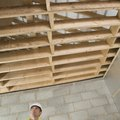 Reinforcing Garage Rafters for Storage