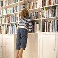 The Average Bookcase Depth