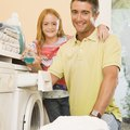 How Does a Fabric Softener Dispenser Work on a Washing Machine?