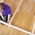 How to Build a Wooden Platform