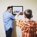 How to Hang Pictures on Mobile Home Walls