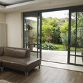 How to Tint a Sliding Glass Door