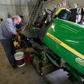 How to Paint a John Deere Tractor