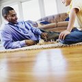 How to Remove Scuff Marks from Hardwood Floors