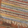 How to Make a Knotted Rag Rug